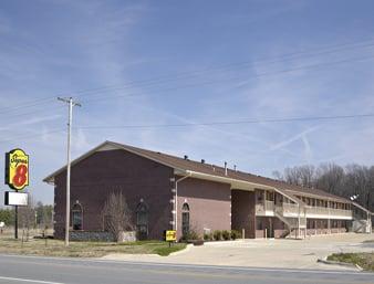 Super 8 by Wyndham Hazen: 4167 Highway 63 North, Hazen, AR