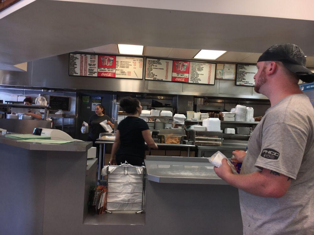 Phil's II Sub Shop: 173 Rte 526, Allentown, NJ