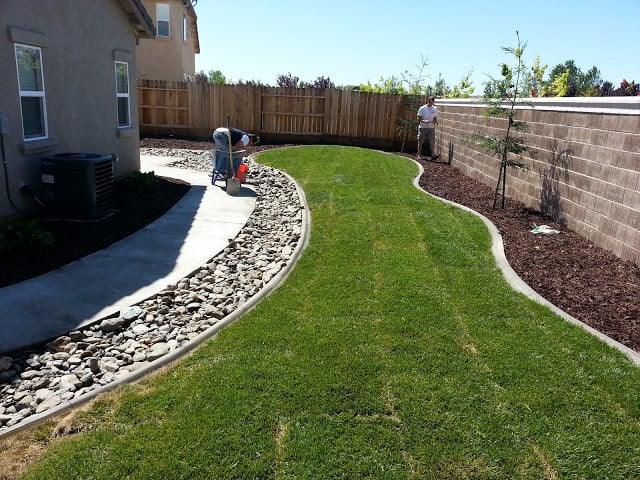 Landscape Design And Installation Rancho Cordova Dry
