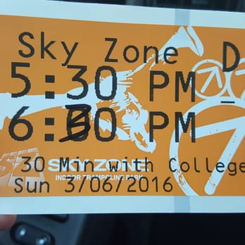 photo relating to Sky Zone Printable Coupons known as Sky Zone Trampoline Park - 39 Illustrations or photos 22 Testimonials