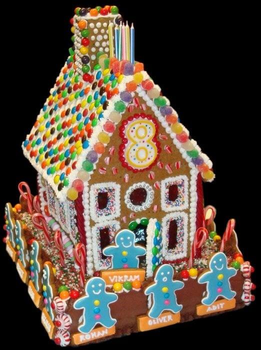 Gingerbread House Birthday Cake Yelp