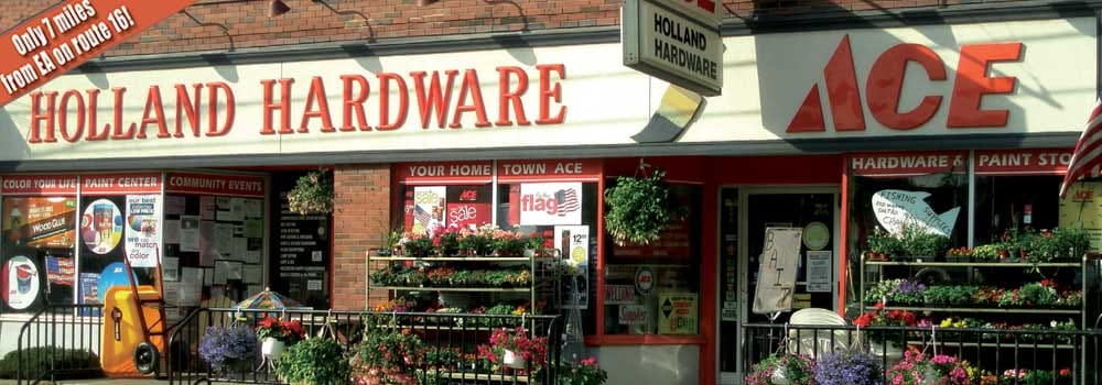 Holland Hardware: 9 N Main St, Holland, NY