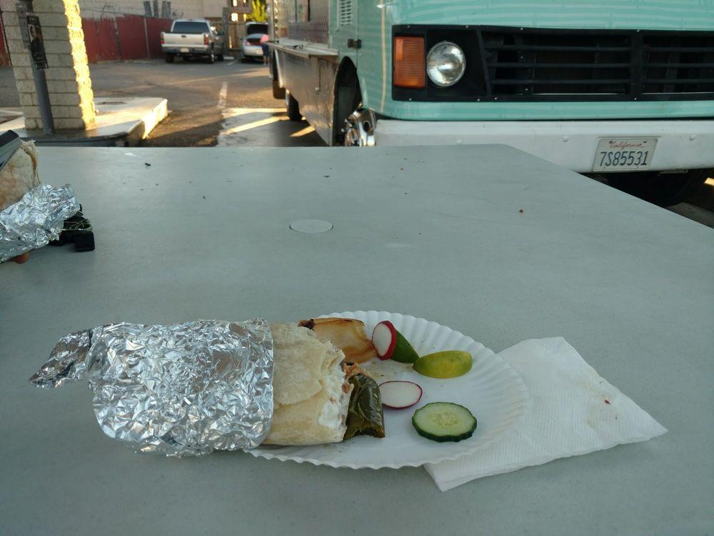 La Morentia Taco Truck