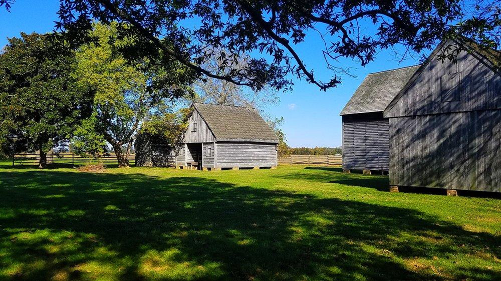 Social Spots from John Dickinson Plantation