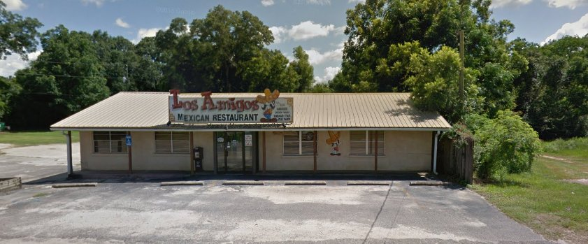 Los Amigos Mexican Restaurant: 915 White Ave, Graceville, FL