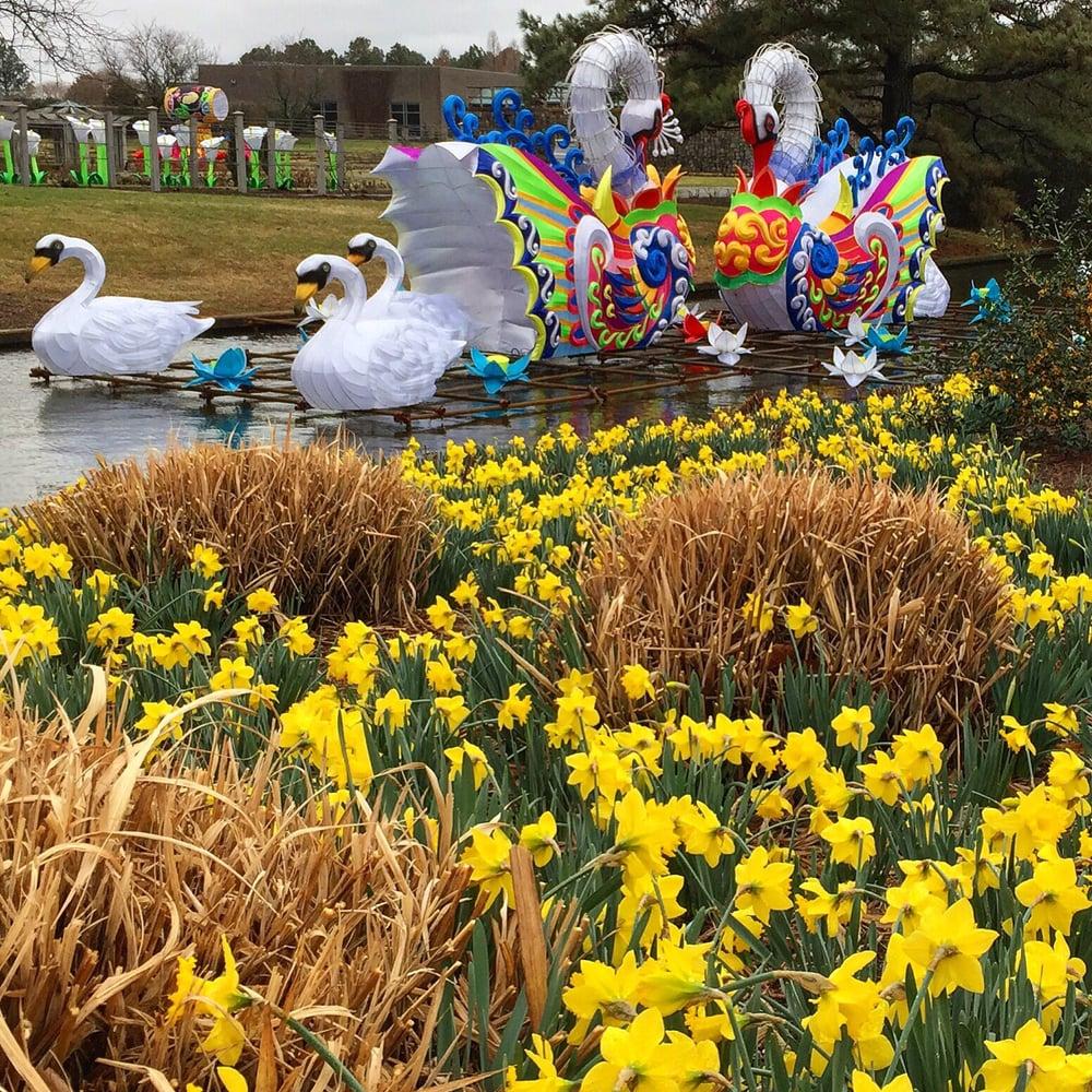 Norfolk Botanical Garden--Lantern Asia - Yelp