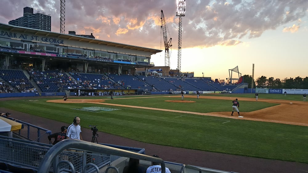 Richmond County Bank Ballpark At St George