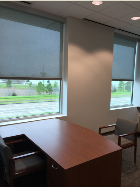 Photo Of Creative Blinds Houston Tx United States Roller Shades For A
