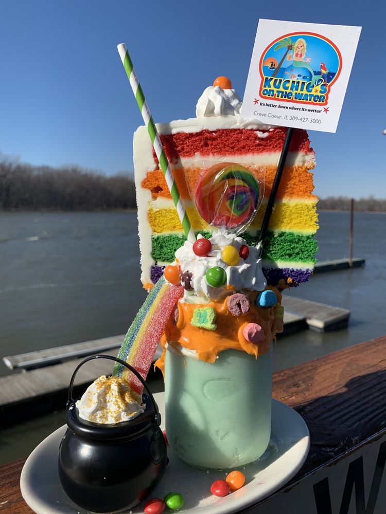 Kuchie's on the Water: 579 Wesley Rd, Creve Coeur, IL