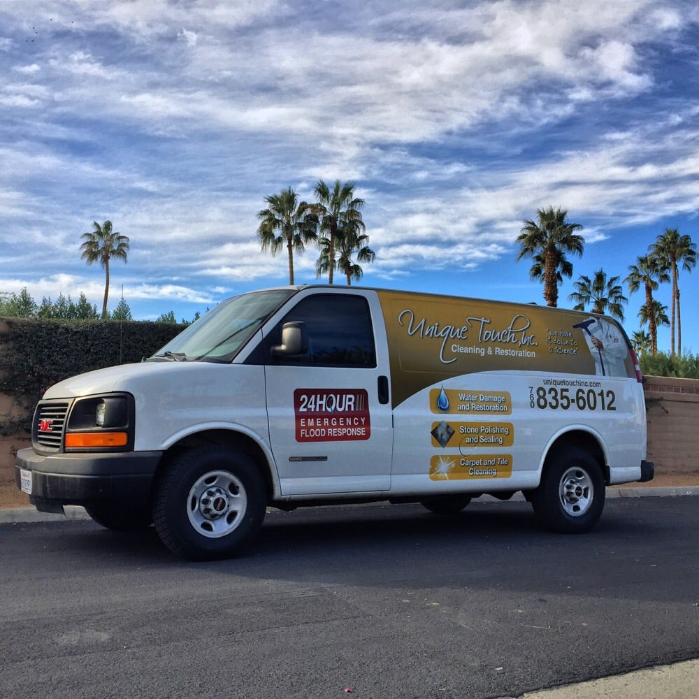 Unique Touch Inc Cleaning Amp Restoration Of Palm Desert