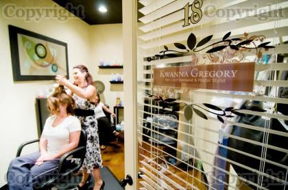 Kwanna Gregory Hair Salon: 180 N Belvedere Dr, Gallatin, TN