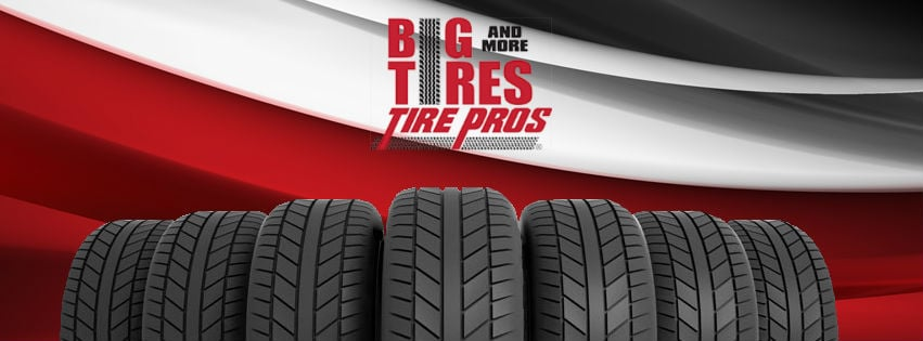 Big Tires and More Tire Pros: 5317 Park Blvd, Pinellas Park, FL