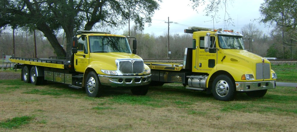Pete's Body Shop and Towing: 581 Garyville Northern St, Garyville, LA