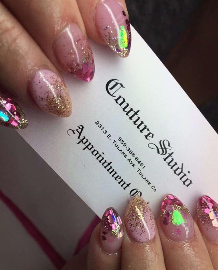 Nail Couture: 2313 Tulare Ave, Tulare, CA