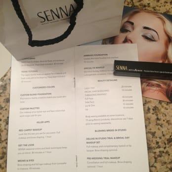 Photo Of Senna Cosmetics Makeup Brow Studio Corona Del Mar Ca United