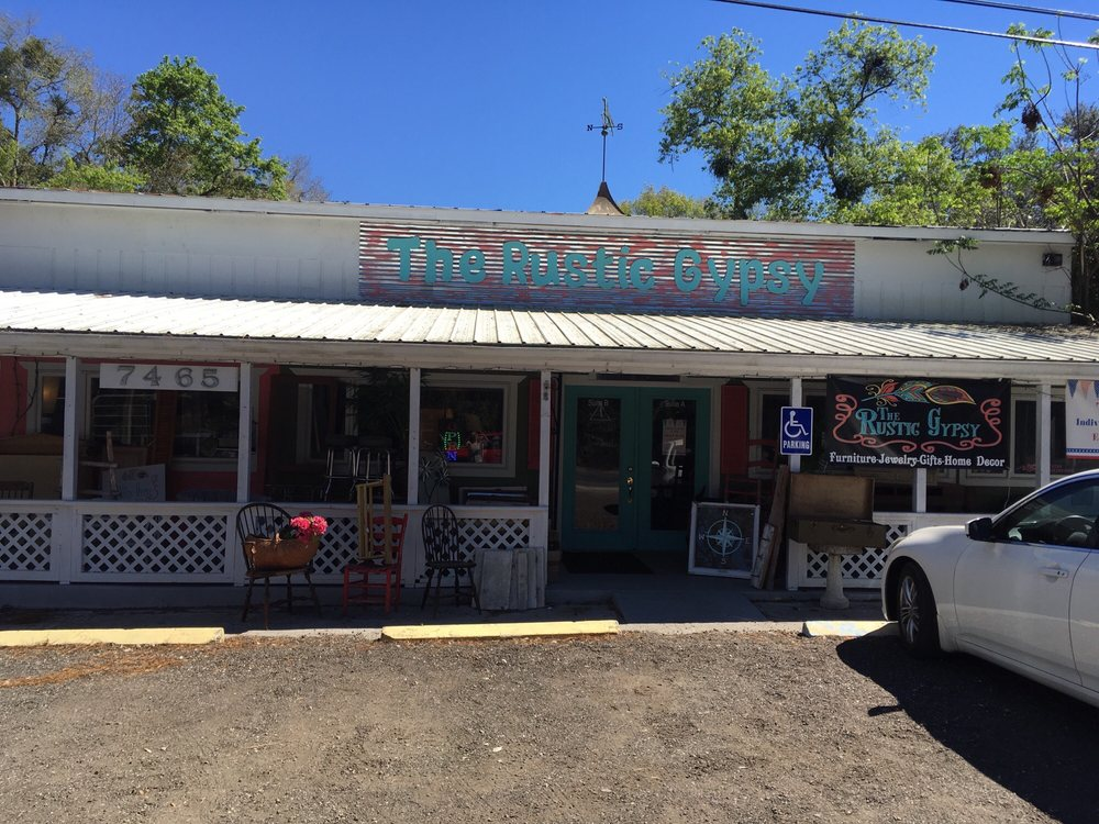 The Rustic Gypsy: 7465 SR21, Keystone Heights, FL