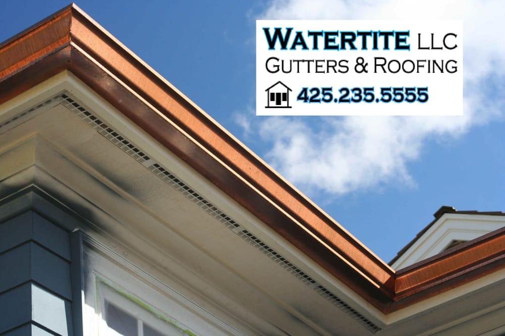 Watertite Gutters   Roofing   16627 SE 128th St, Renton, WA   Phone Number    Yelp