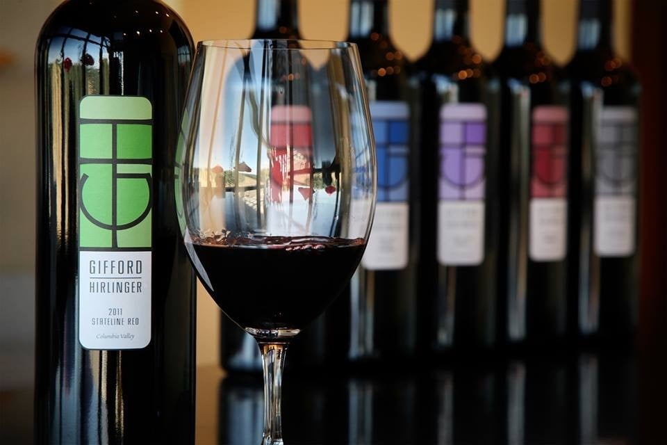 Social Spots from Gifford Hirlinger Winery