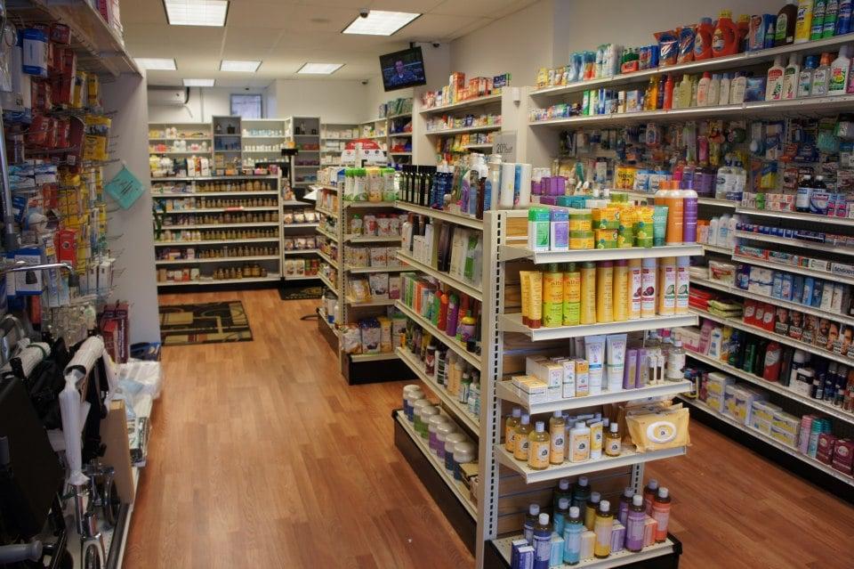 Hyatt Pharmacy: 2321 30th Ave, Astoria, NY