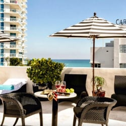 Photo Of Hotel Croydon Miami Beach Fl United States Rooftop Deck At