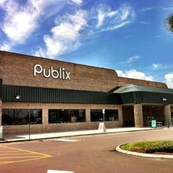 Publix Super Market At Bloomingdale Shopping Center logo