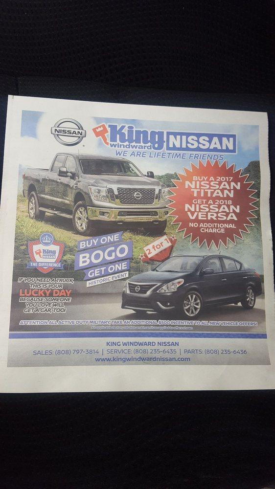 King Windward Nissan - (New) 81 Photos & 180 Reviews - Car
