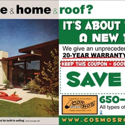 Marvelous Photo Of Cosmos Roofing   Mountain View, CA, United States.