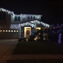 Photo of SoCal Christmas Lights - Chino Hills, CA, United States. Nov 2016