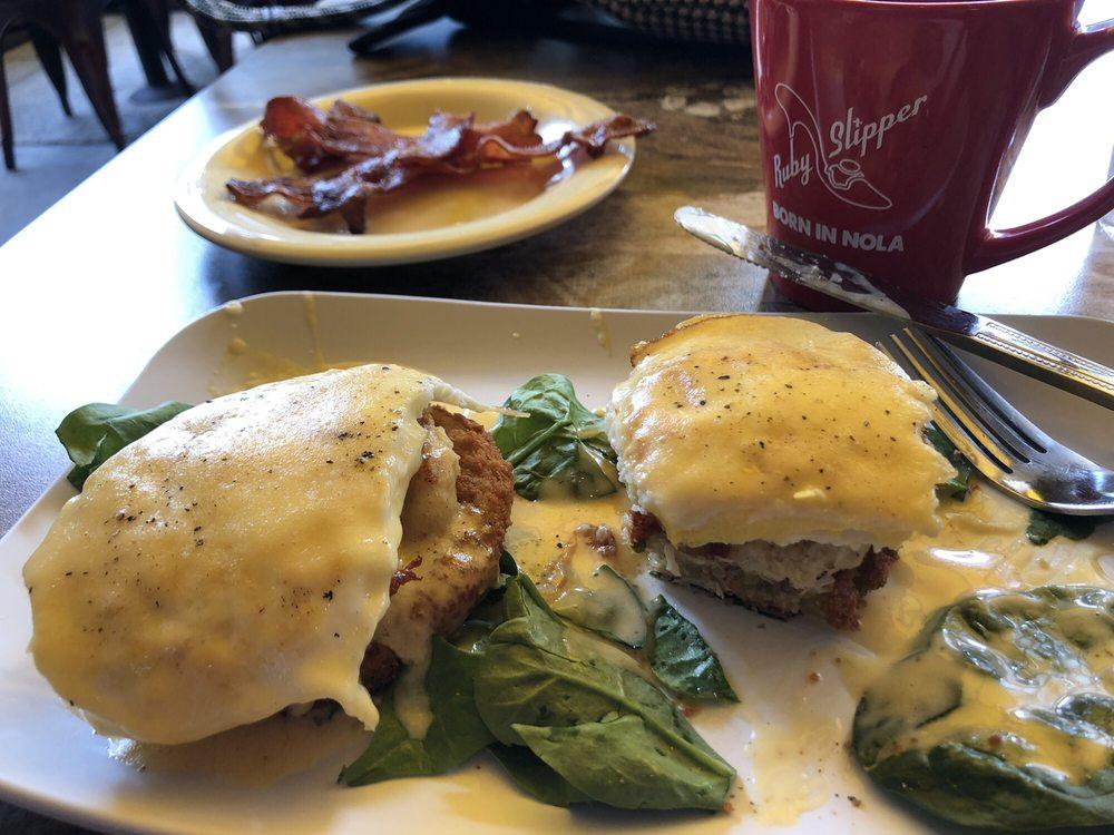 Ruby Slipper Cafe: 509 S Palafox St, Pensacola, FL
