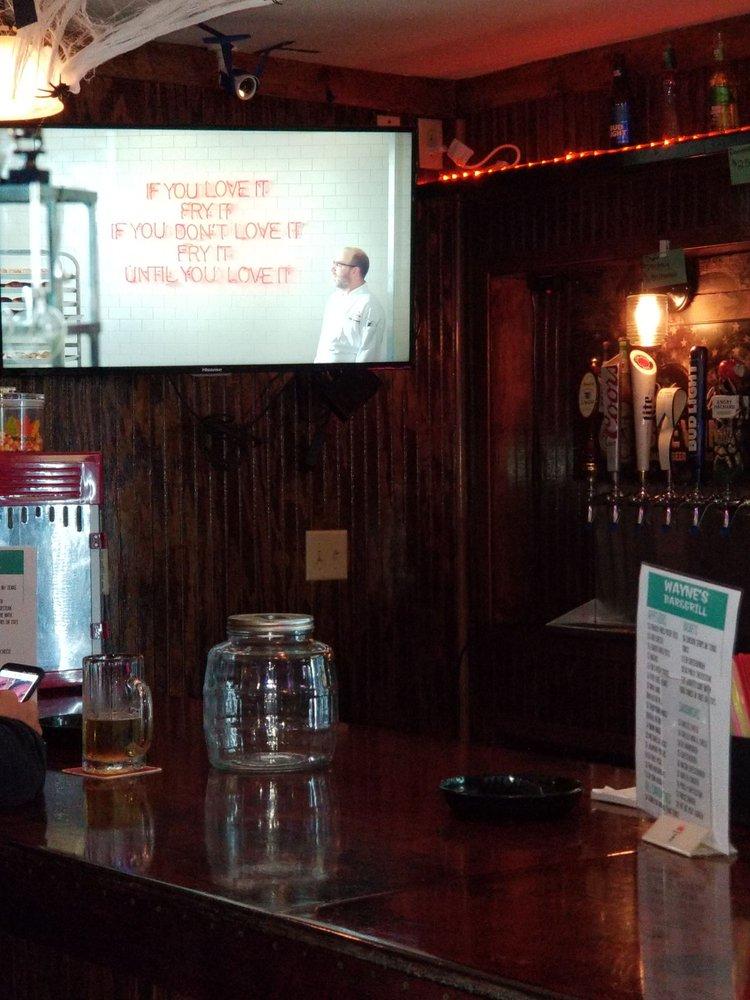 Wayne's Bar & Grill: 1654 Hwy 120, Big Rock, TN