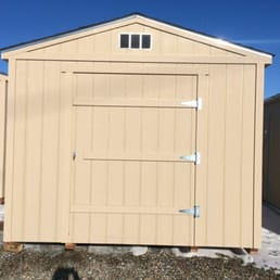 Charmant Photo Of The Barnyard   Fruita, CO, United States. Storage Shed With A