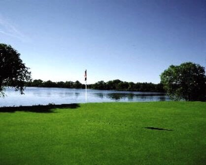 Fort Cobb Golf Course: Fort Cobb State Park, Fort Cobb, OK