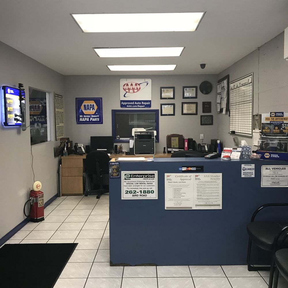 Miami's Quality Auto Repair