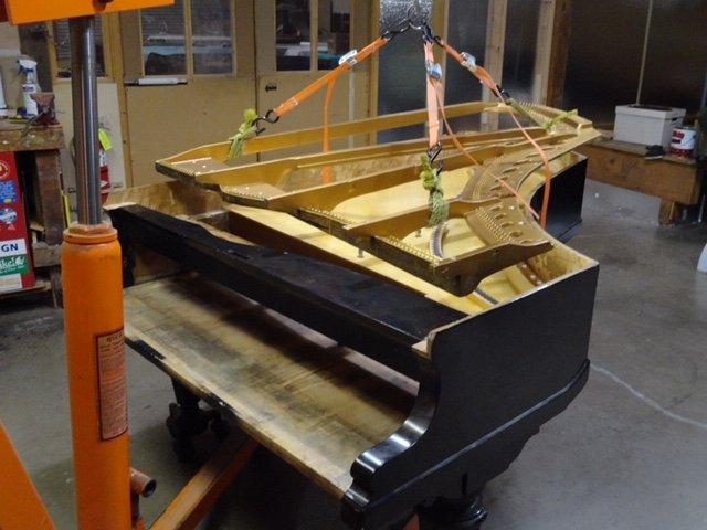 Bidinger Piano Restoration: 38 Beta Ct, San Ramon, CA