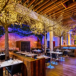 Photo Of Parq Restaurant San Go Ca United States Main Dining Room
