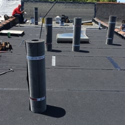 Photo Of NY Roofing   Brooklyn, NY, United States. Flat Roof Installed In