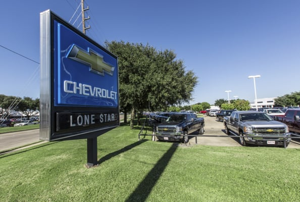Lone Star Chevrolet 18900 Northwest Fwy Houston Tx Car