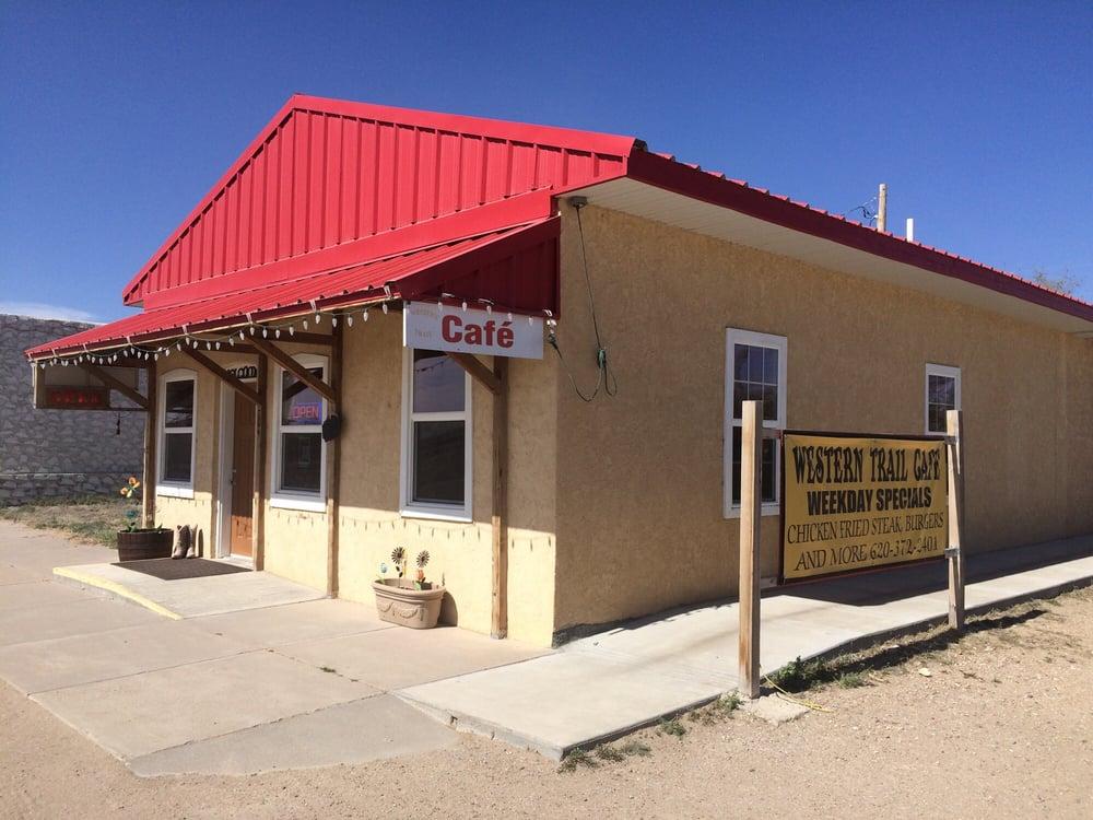 Western Trails Cafe: Coolidge Ave, Coolidge, KS