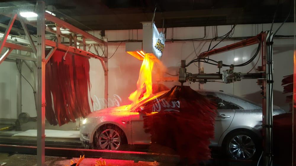 Elite Auto Detailing >> Hot Shine Wax - Yelp