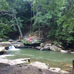 Buttermilk Falls Trail - Hiking - 503 McMillen Rd, Kittanning, PA - Yelp