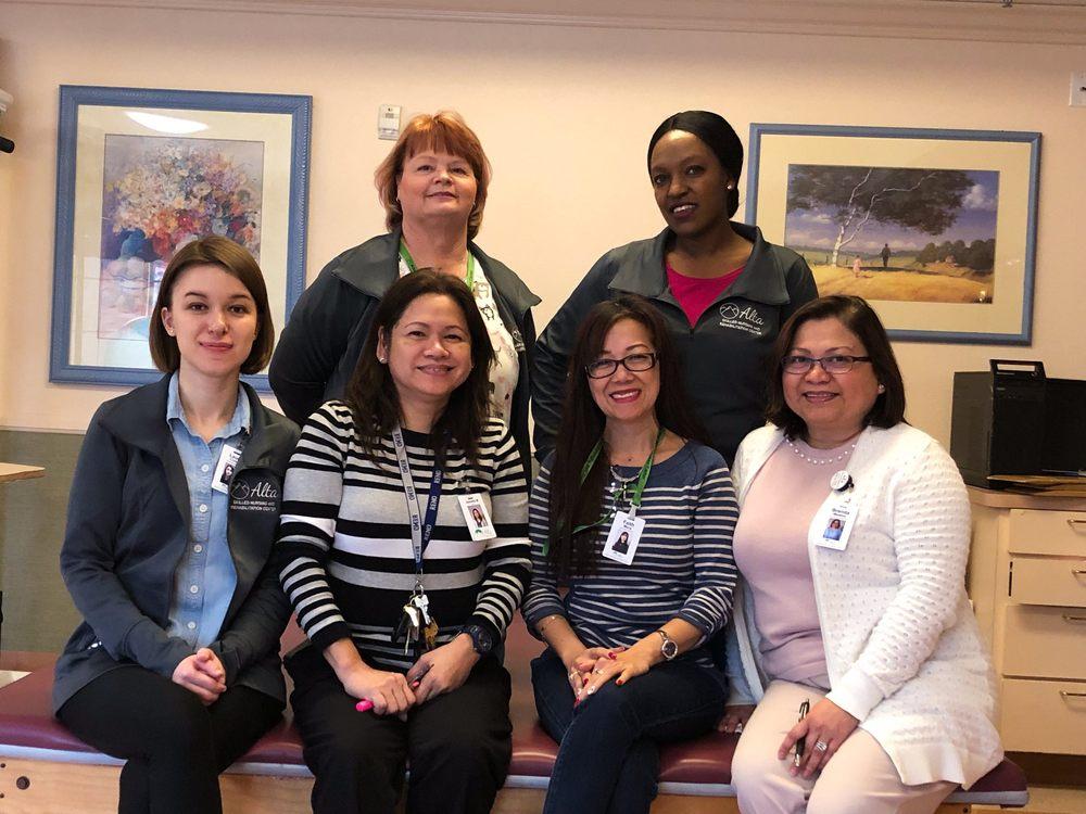 Alta Skilled Nursing and Rehabilitation Center