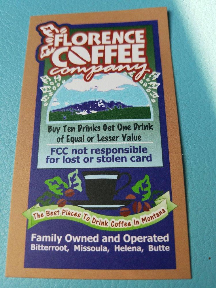 Florence Coffee Company: 8065 Hwy 35, Bigfork, MT