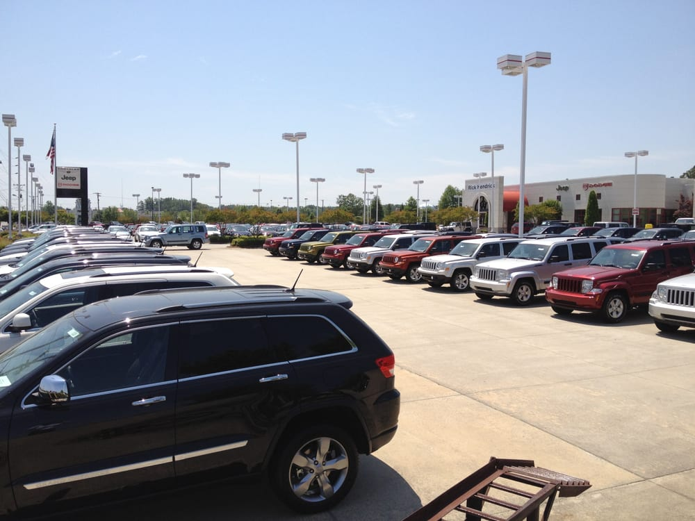 Delightful Photo Of Hendrick Chrysler Dodge Jeep RAM Of Concord   Concord, NC, United  States