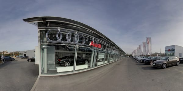 Audi paris est evolution car dealers 332 rue berthe for Garage volkswagen st thibault des vignes