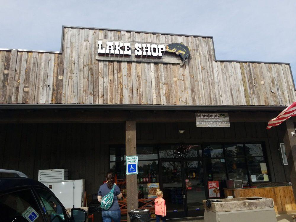 Keowee Lake Shop: 15479 Hwy 11, Salem, SC