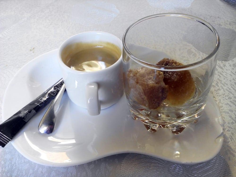como hacer un café con hielo