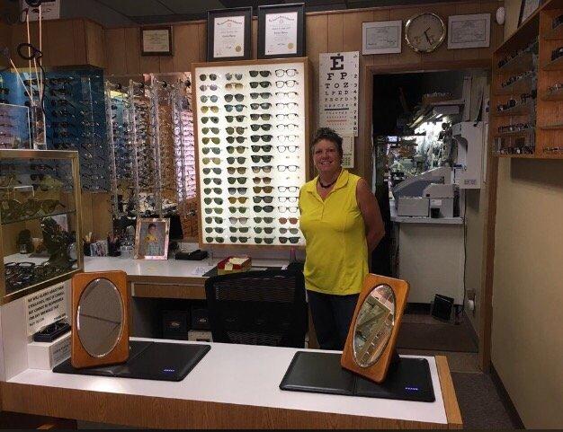 Glenn Optics: 26 Glen St, Glen Cove, NY