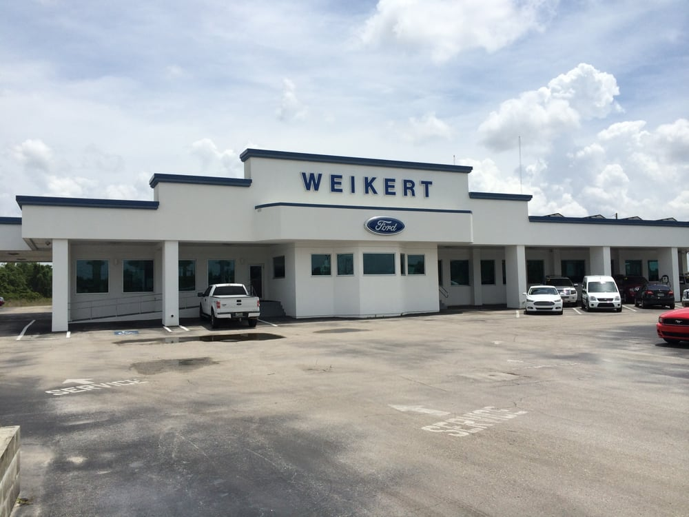 Weikert Ford Inc.: 21399 Hwy 27, Lake Wales, FL