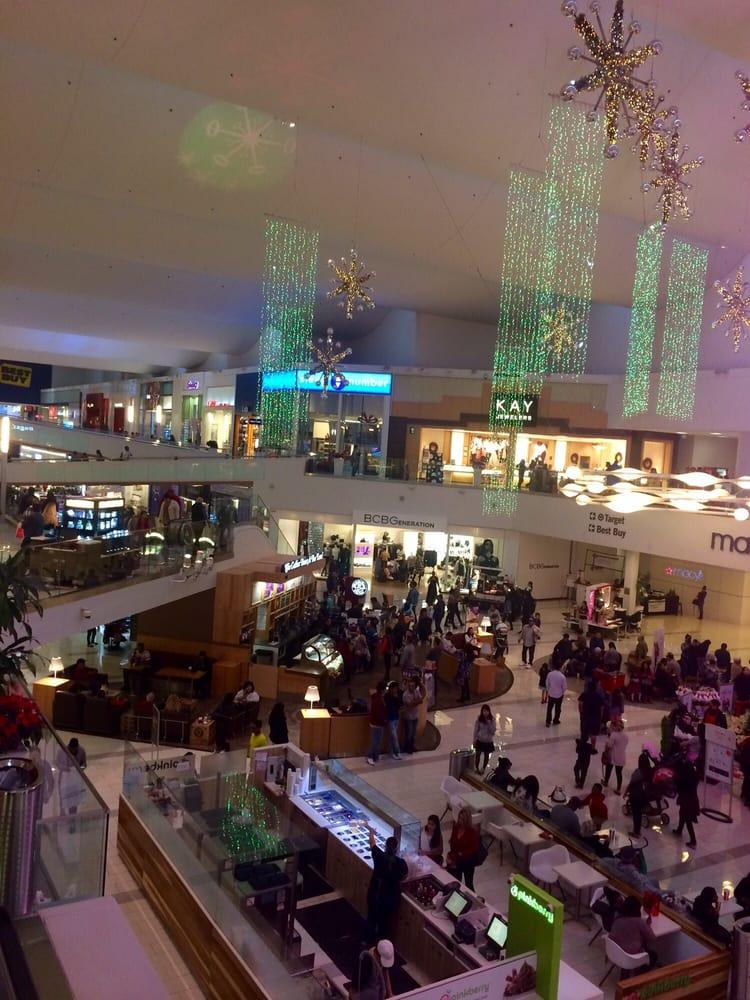 Westfield Mall Restaurants Culver City