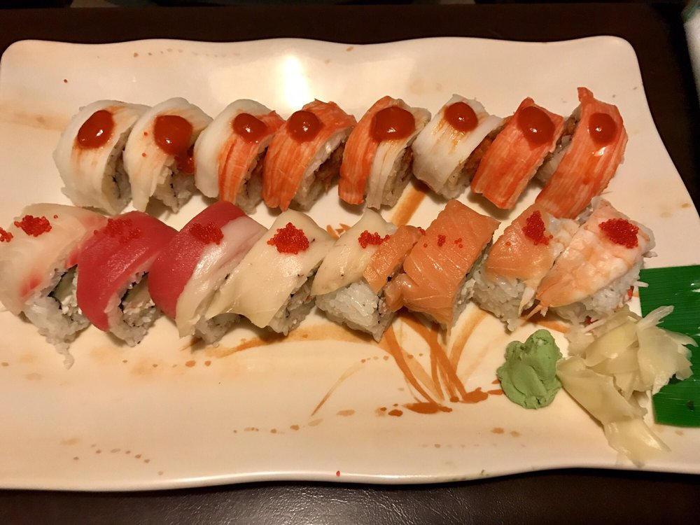 Hana Restaurant: 3550 Sturgis Rd, Rapid City, SD
